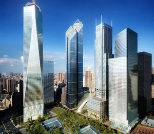 New World Trade Center Project